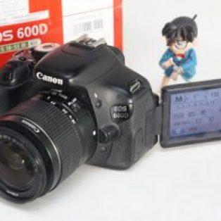 Jual Canon EOS 600DBekas