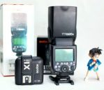 Jual Trigger X1TF dan Flash Godox TT685F for Fujifilm