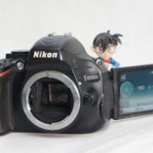 Jual Nikon D5100 Body Only Bekas