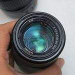 Jual Lensa tele Sony 55-210 bekas