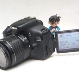 Jual Kamera DSLR Bekas Canon EOS 600D