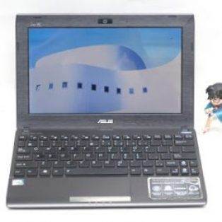 Jual Netbook bekas Asus 1025C