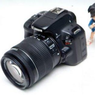 Jual Canon Kiss X7 ( Eos 100 D )Bekas
