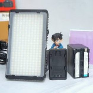 Jual Led Light Video dan Foto CN-240H