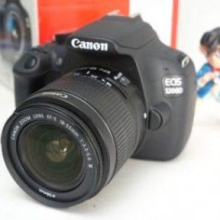 Jual DSLR Bekas Canon eos 1200D