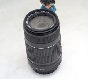 Jual Lensa Canon 55-250mm IS2 Bekas f4-5.6