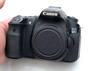 Jual Kamera DSLR Bekas Malang Spesifikasi Canon EOS 60D