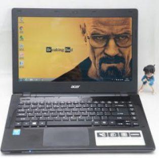 Jual Laptop bekas Acer E5-471