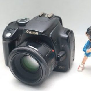 Jual Kamera DSLR Canon EOS 350D Bekas