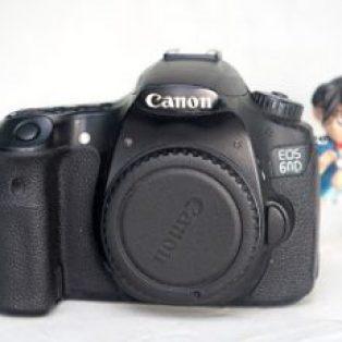 Jual Kamera DSLR Bekas Canon EOS 60D