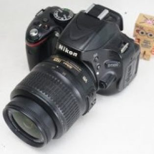Jual Nikon D5100 – Kamera Second Malang