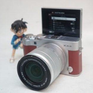 Jual Mirrorless Fujifilm X-A3 Second
