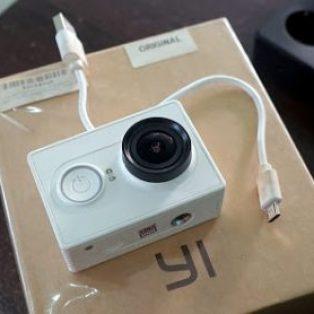 Jual Actioncam Xiaomi Yi Bekas