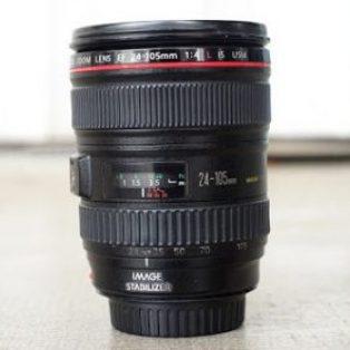 JualLensa Canon 24-105 F4L Bekas