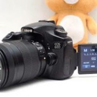 Jual Canon EOS 60D Bekas di Malang