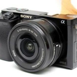 Jual Sony A6000 + Kit