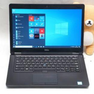 Jual Laptop Dell Latitude 5480 ( Spek Gaming ) Bekas