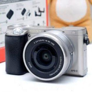 Jual Sony A6000 + Kit Bekas Malang