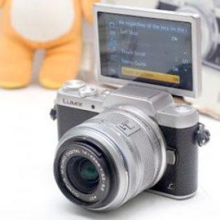 Jual Mirrorless Bekas Panasonic Lumix GF7W