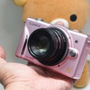 Jual Mirrorless Panasonic Lumix DMC-GF2W ( Lumix GF2 )