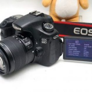 Jual Canon EOS 60D Bekas