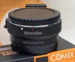 Jual Adapter Commlute EF Canon to Sony ( Nex ) Bekas