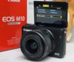 Jual Mirrorless Canon Eos M10 Second