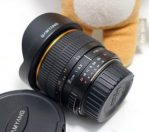 Jual Lensa Wide – Fish Eye Samyang 8mm f3.5