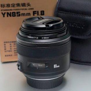 Jual Lensa Yongnuo 85mm f1,8 di Malang