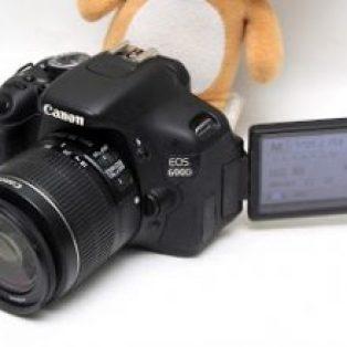 Jual Canon EOS 600D Bekas