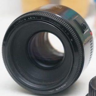Jual Lensa Canon 50mm