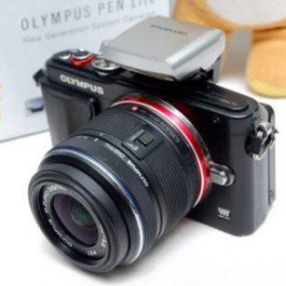 Jual Kamera Mirrorless Olympus E-PL6 Bekas