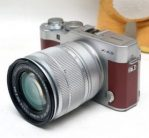 jual Mirrorless Fujifilm X-A3 Second