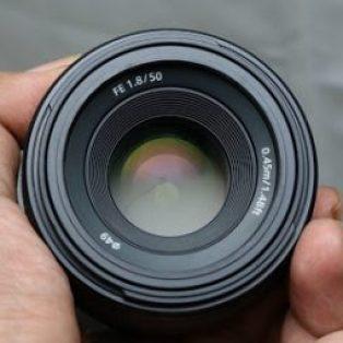 Jual Lensa Fix Sony 50mm f1.8