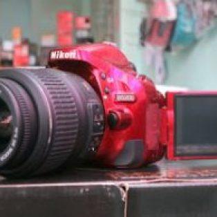 Jual Kamera Bekas Nikon D5200