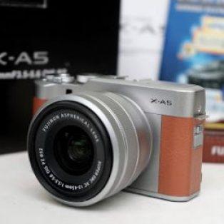 Jual Mirrorless Fujifilm Bekas