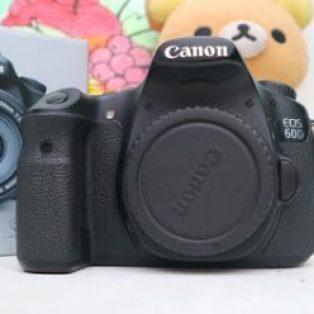Jual Canon EOS 60D Body Bekas di Malang