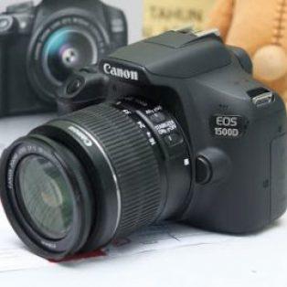Jual Canon EOS 1500D Bekas