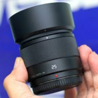 Jual Lensa Lumix 25mm f1.7