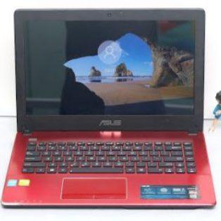 Jual Laptop Bekas Asus A450C