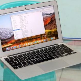 Jual Macbook Air 11 Core i5 Mid 2012 Bekas di Malang