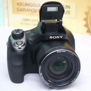 Jual Kamera Sony DSC H400 Second