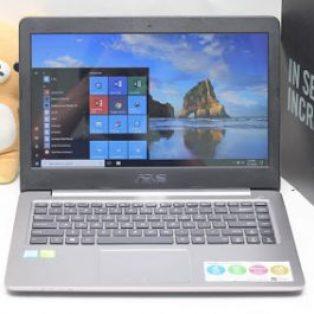 Laptop Gaming Asus K401UQ Bekas