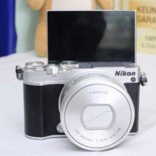 Jual Mirrorless Nikon J5 Wifi – Bekas