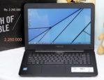 Jual Laptop bekas Asus X455L