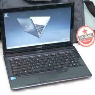 Jual Laptop Bekas Asus A42F