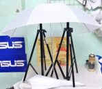 Jual Light Stand + Payung + Flash Holder