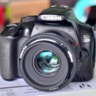 Jual Kamera DSLR Bekas Canon EOS 1300D
