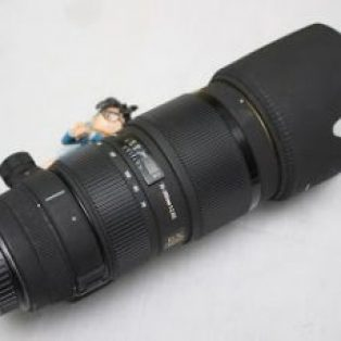Jual Sigma 70-200mm f2.8 APO DG HSM 2nd for Canon