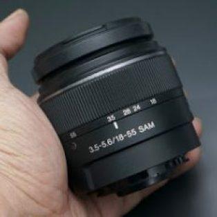 Jual Lensa Sony A Mount 18 55mm SAM